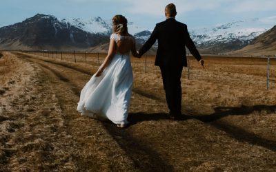 Klaudia i Łukasz na Islandii